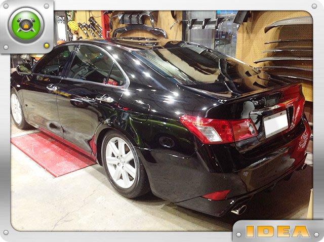 D18040604 Lexus ES350 全車鍍膜服務 依現場施工刨價為準 歡迎洽詢
