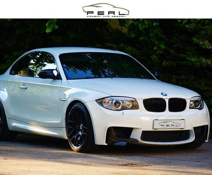 【樂駒】Perl Carbon Design BMW 1er 1M 進氣壩 碳纖維 輕量化 套件 空力 外觀 改裝 精品