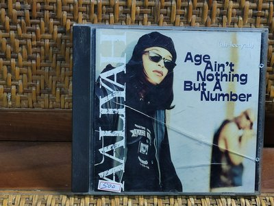 AALIYAH - Age Aln't Nothing But A Number