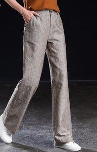 原價$35500全新JOSEPH薄如第二層肌膚般柔軟膚觸真皮小喇叭直筒長褲