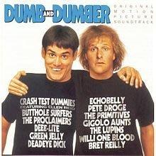 Dumb and Dumber 阿呆與阿瓜電影原聲帶 Echobelly, Primitives,Pete Droge,Green Jelly