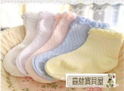 森林寶貝屋~女童網襪~純棉春夏薄款襪子...