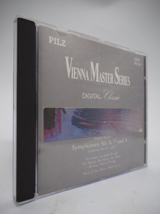 Joseph Haydn/Symphonien Nr. 6, 7, 8_Vienna Master 〖專輯〗AEG
