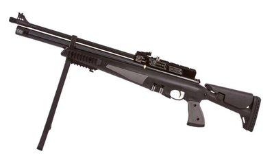 ((( 變色龍 ))) HATSAN AT44-10 TACT LONG 6.35MM 空氣槍 長槍