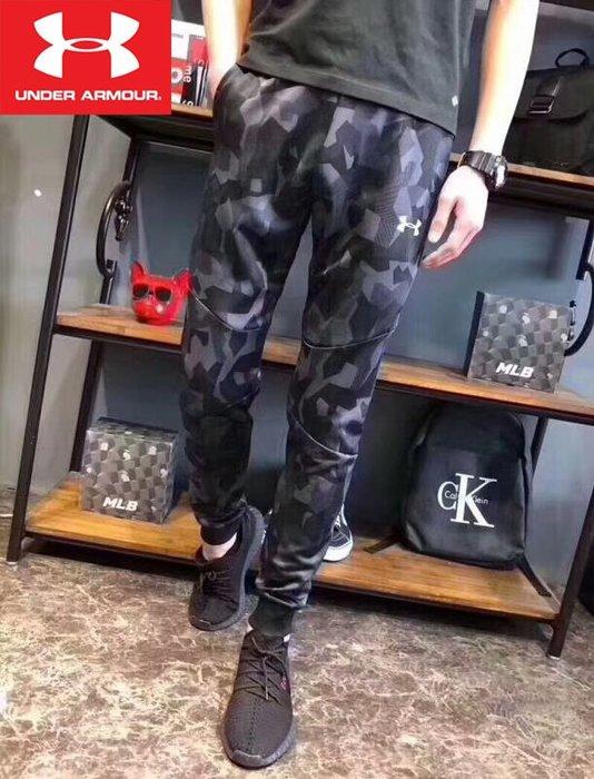 Under Armour 安德瑪 ua 男子運動 健身 訓練 休閒 迷彩褲 透氣