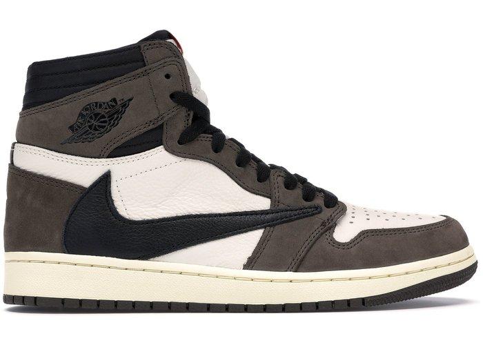 【紐約范特西】預購 Jordan 1 Retro High Travis Scott CD4487100 AJ1 籃球鞋