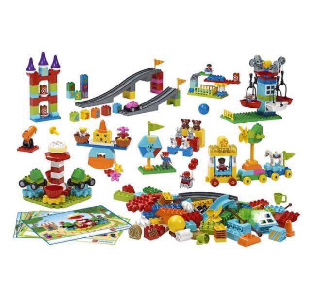 LEGO-Lt45024~得寶教育系列Duplo Education-STEAM探索樂園