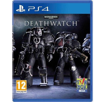 全新未拆 PS4 戰鎚40000:死亡守望 -英文版- Warhammer 40K Deathwatch 戰錘