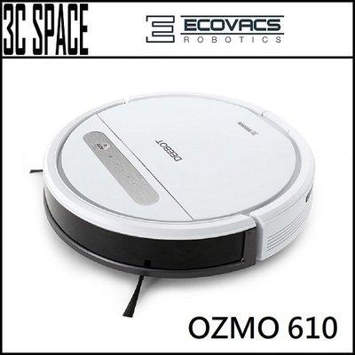 [3C SPACE] ECOVACS DEEBOT OZMO 610 智慧掃地機器人