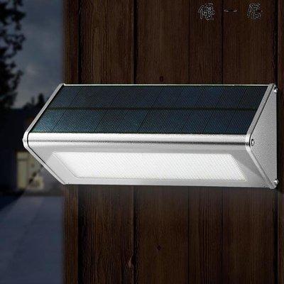 太陽能燈戶外庭院燈感應壁燈室外圍墻路燈Y-1605