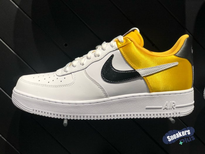 ➕sneakersplus➕NIKE Air Force 1 07 LV8 1 運動休閒 白黃 BQ4420-700