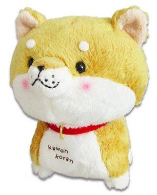【晴晴百寶盒】日本進口 柴犬柴柴娃娃 狗狗小狗可愛Q版娃娃 小朋友小孩娃娃 益智遊戲玩具 CP值高 生日禮物禮品J027