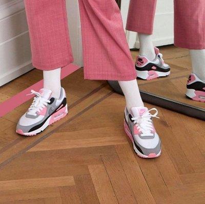 【吉米.tw】NIKE AIR MAX 90 OG Hyper Royal 復古慢跑鞋 粉 CD0490-102 MAR