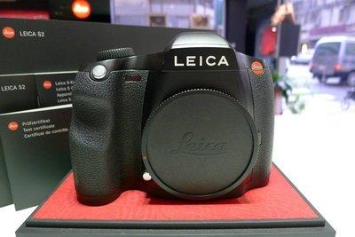 【日光徠卡台中】Leica S2 展示機 含鏡頭 Summarit-S 35/2.5 ASPH 相機