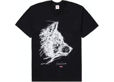 【Lydia代購】 Supreme 20FW Scribble Wolf 短袖 Tee