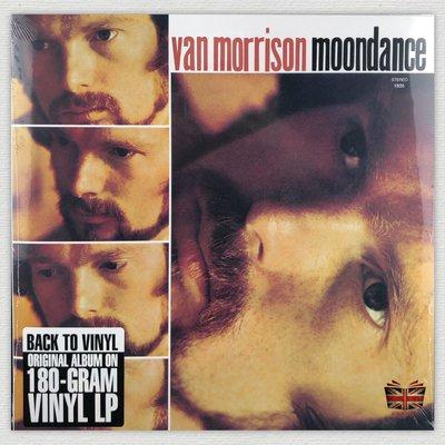 [英倫黑膠唱片Vinyl LP] 范·莫里森/月之舞 Van Morrison / Moondance