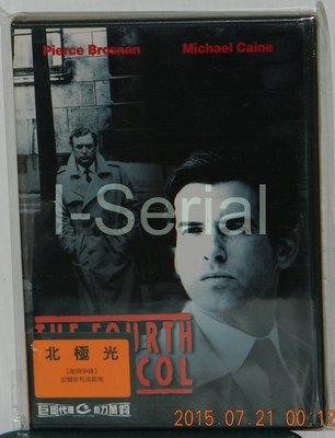 正版DVD / THE FOURTH PROTOCOL / 北極光 / 全新品  (縱橫天下007 皮爾斯布洛斯南)