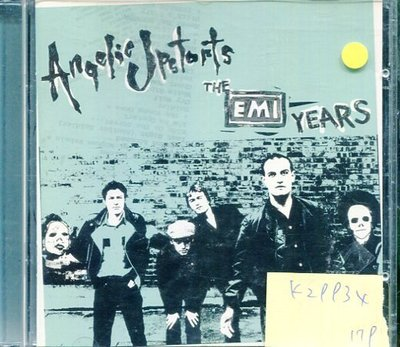 *真音樂* ANGELIC UPSTARTS / THE YEARS 二手 K29934