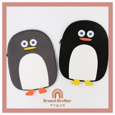 95point✈24H現貨✈Romane Brunch brother 早午餐兄弟 企鵝iPad平版收納包 11吋