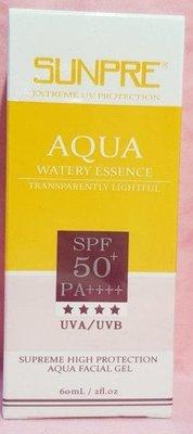 荷麗美加上麗高效透明光感水防曬SPF50+/PA++++60ml