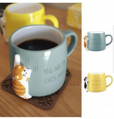 日本,可愛,貓咪,馬克杯,現貨