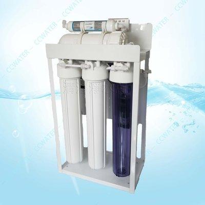 【清淨淨水店】美國GA商用電腦程控逆滲透RO機直出型400加崙只賣9600元。