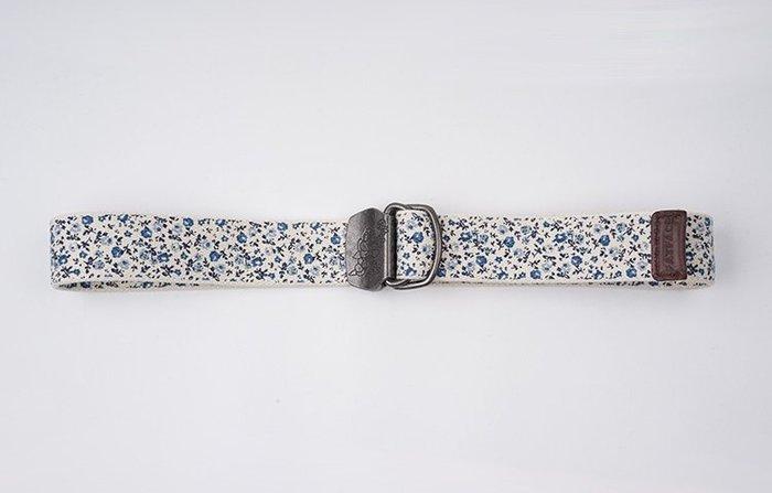 MISHIANA 英國品牌 FAT FACE 女生休閒款棉製帆布皮帶 ( 新款上市.特價出售 )