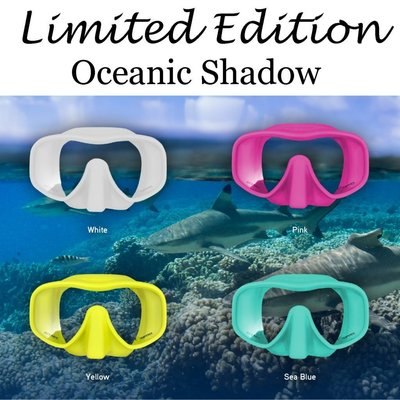台灣潛水---OCEANIC SHADOW 面鏡