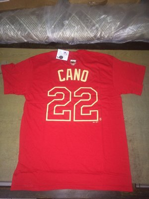 MLB Majestic 水手隊 Robinson Cano T恤 2014 明星賽 背號 偉殷 岱鋼 洋基 馬林魚 金鋒 建民 JUDGE 法官