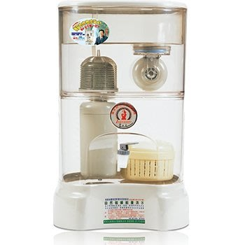 貴夫人 5合1 鈣離子造水機 RF-999B礦泉水製造機 濾水器 淨水機 四道六層過濾 滴滴甘醇健康好喝 天然過濾淨水箱