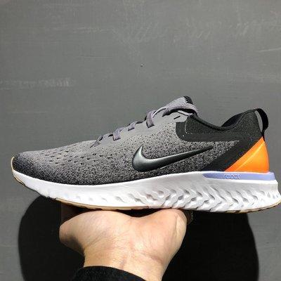 WMNS NIKE ODYSSEY REACT 灰橘 慢跑鞋 運動 女鞋 休閒 反光 AO9820-004