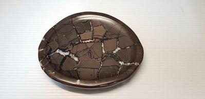 石在有趣~新石器時代/龜甲石壺承【美品】3