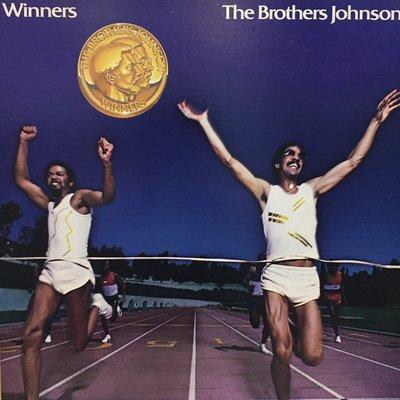 §小宋唱片§ 日版/The Brothers Johnson – Winners/二手西洋黑膠