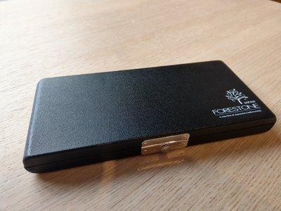 §唐川音樂§【Forestone Premium Reed Case 竹片保存盒 次中音 10片裝】(日本)