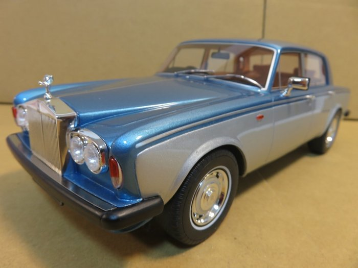 =Mr. MONK= GT SPIRIT Rolls Royce Silver Shadow II