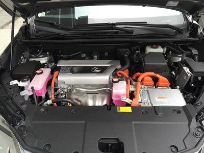LEXUS NX300h 引擎室拉桿 平衡桿