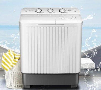 榮事達洗衣機家用雙桶半全自動雙缸冼衣機兒童小型迷你大容量 NMS 蘑菇街1號店220V