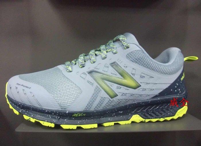 【威全全能運動館】New Balance 休閒 運動 越野 慢跑鞋 現貨 MTNTRRR1 保證正品公司貨 男款2E寬楦