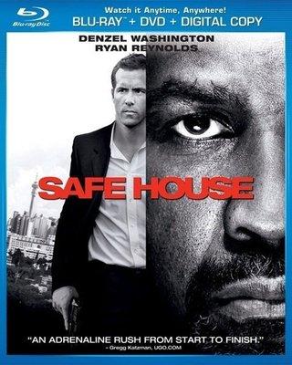 【藍光電影】狡兔計劃 / 藏身之所 / SafeHouse (2012)