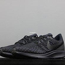 Nike Air Zoom Pegasus 35 全黑 百搭 網面透氣 氣墊 休閒運動鞋 942851-002 男