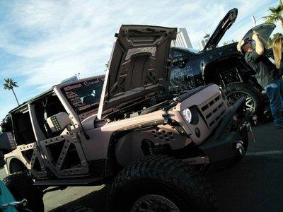 DJD19091152 Jeep 前保桿 依版本及當月報價為準