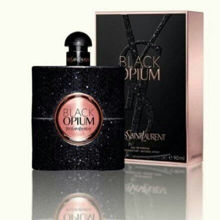 Yves Saint Laurent YSL BLACK Opium 黑鴨片女士 淡香精90ml
