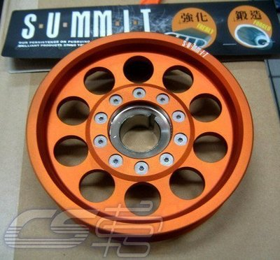 SUMMIT 鋁合金7075普利盤SUBARU IMPREAZA GC/GD(通用)