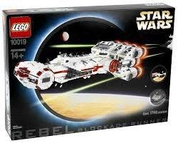 Lego star wars 首版 Rebel Blockade Runner 10019
