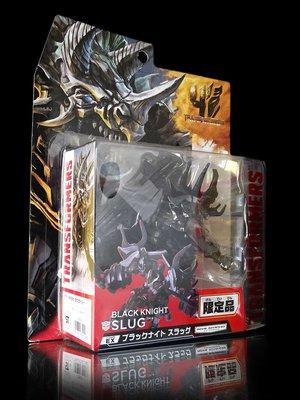 1-2 FW 櫃 : SLUG EX 限定品 鐵塊 機械三角龍 遠古鐵騎 BLACK KNIGHT 富貴玩具店