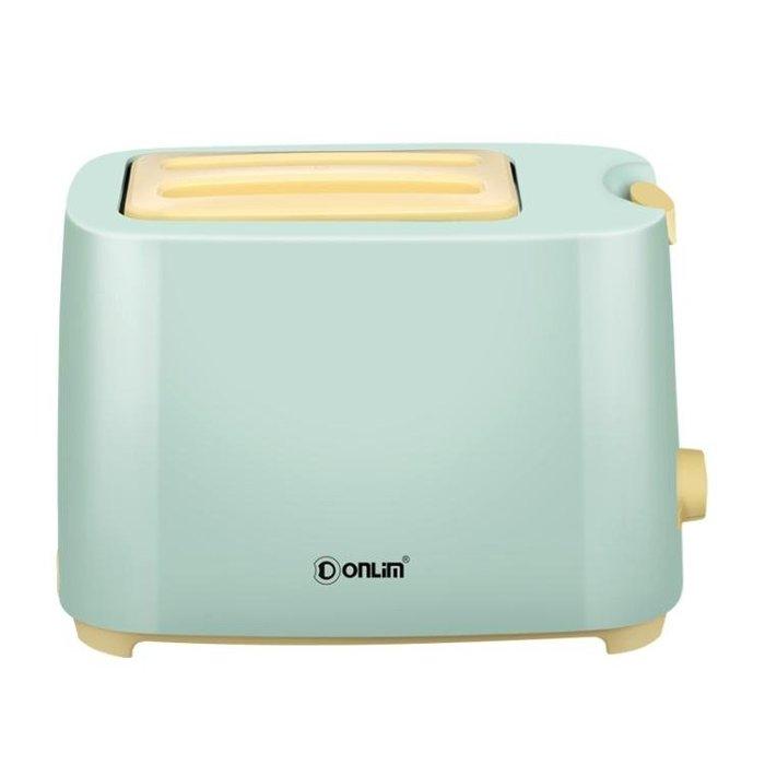 麵包機 Donlim/東菱 TA-8600 多士爐2片烤面包機家用全自動早餐機吐司機