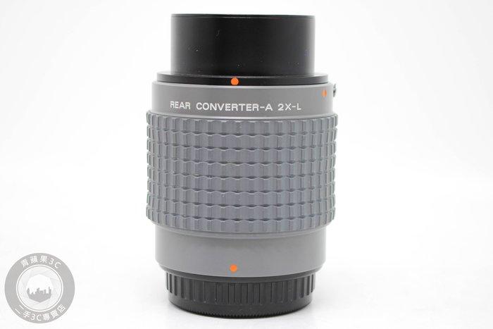 【高雄青蘋果3C】PENTAX REAR CONVERTER-A 2X-L SMC鍍膜鏡片 加倍鏡 #55328