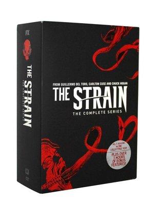 The Strain 血族 完整版14DVD 高清原版美劇碟片 無中文 精美盒裝