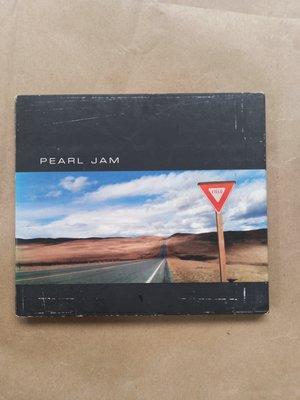 西洋團體/(下標即結標)Sony- Pearl Jam 珍珠果醬合唱團-Yield