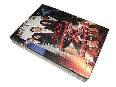 歐美劇《The X Factor X音素》第1季 DVD 全場任選買二送一優惠中喔!!